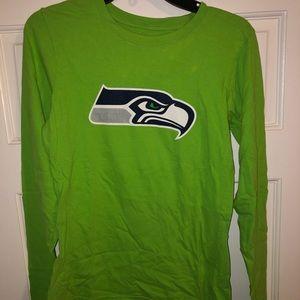 Seattle seahawks Richard Sherman tee shirt jersey